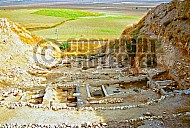 Tel Megiddo Ruins 003