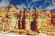 Timna Salomon Pillars 003