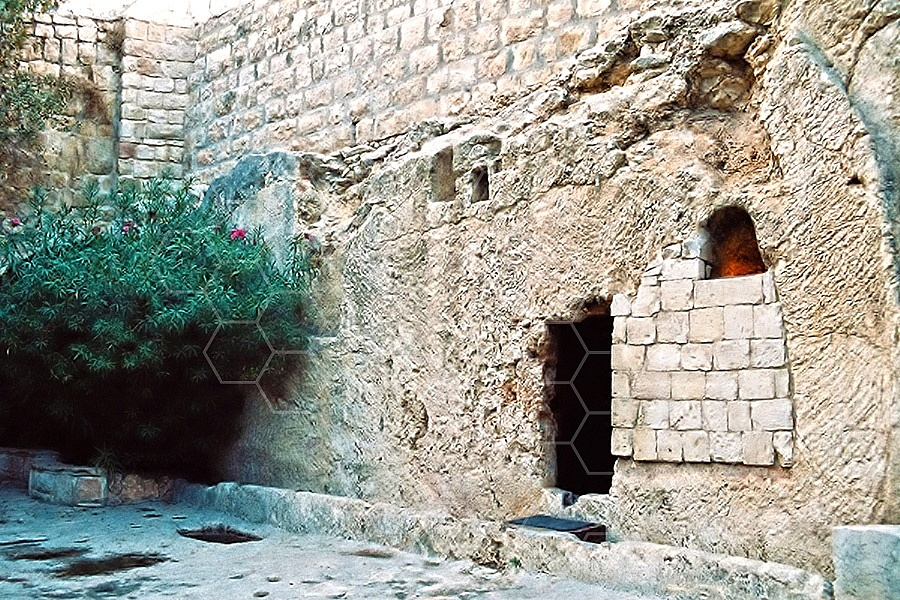 Jerusalem Garden Tomb 009