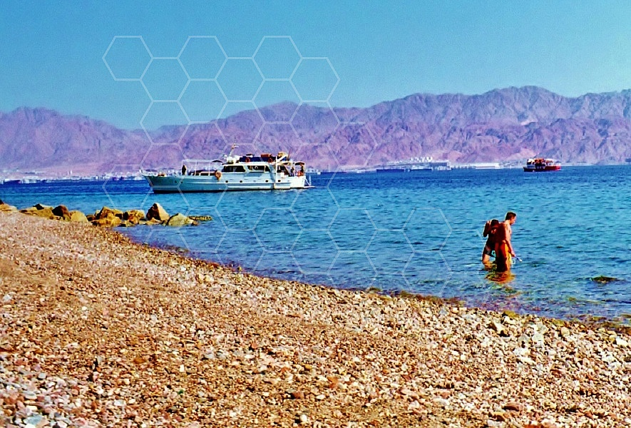 Eilat Red Sea and Mountains 0003