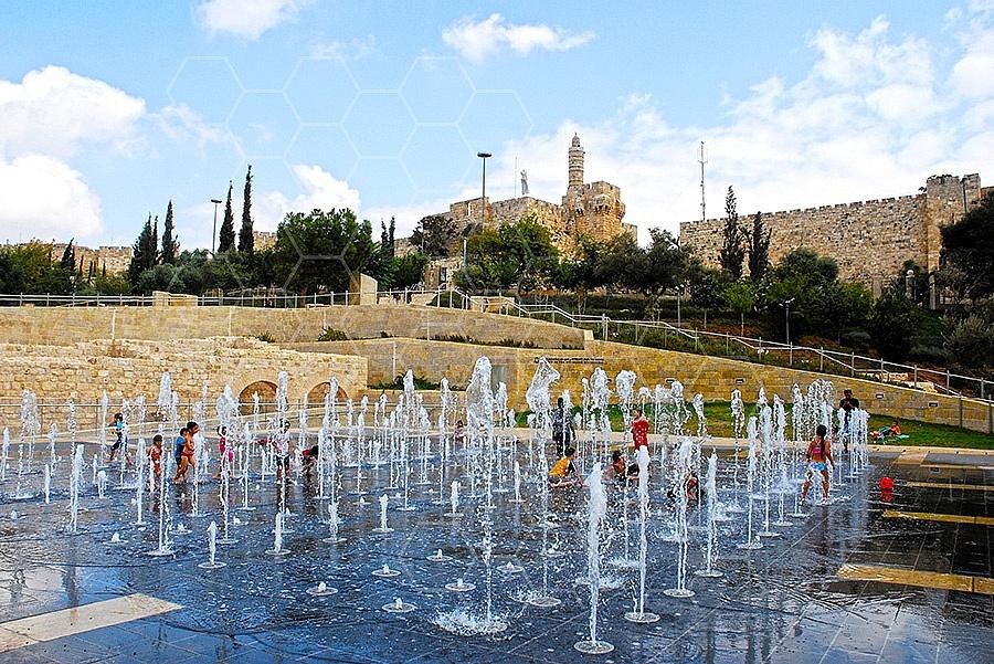 Jerusalem Old City David Tower 018
