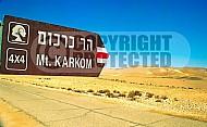 Mount Karkom 006