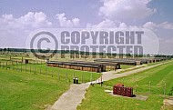 Birkenau Camp Barracks 0004
