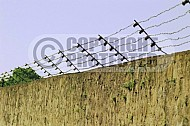 Mauthausen Barbed Wire Fence 0009