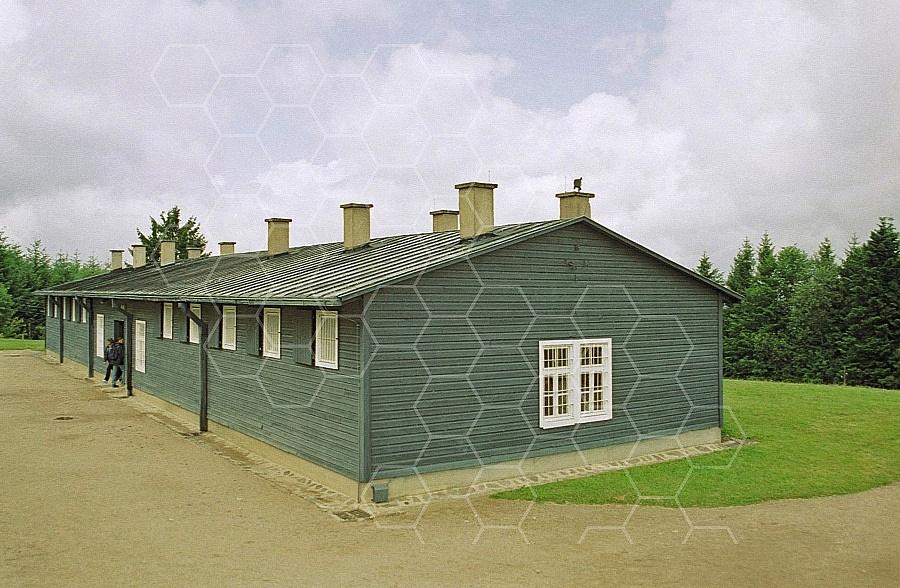 Natzweiler-Struthof Barracks 0006