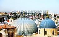 Jerusalem Holy Sepulchre View 005