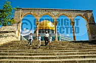Jerusalem Old City Dome Of The Rock 009