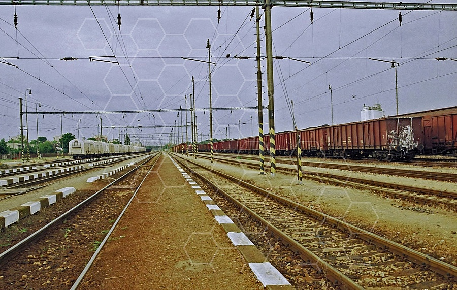Sered Railway Station 0005