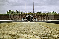 Terezin Entrance Gate 0004
