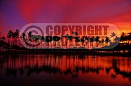 Hawaii Sunset 001