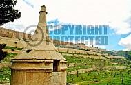 Jerusalem Absalom Tomb 004