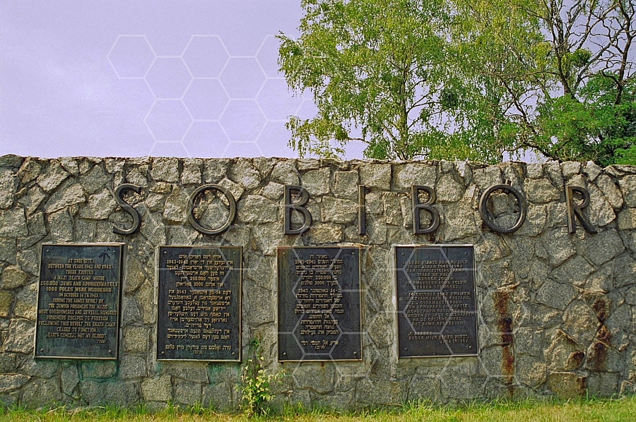 Sobibor Camp Gate 0001