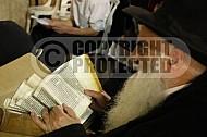 Kotel Purim 015