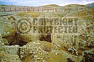 Tel Jericho City Wall 006