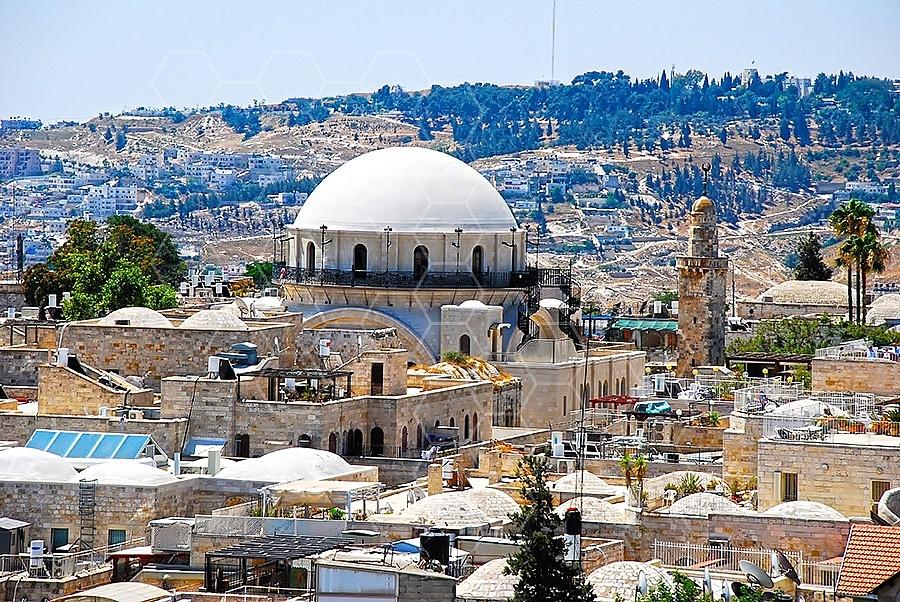 Jerusalem Old City Hurva Synagogue 008