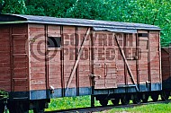 Stutthof Transport Railway Car 0005