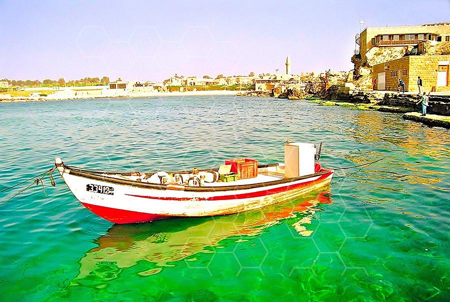 Caesarea Port 004