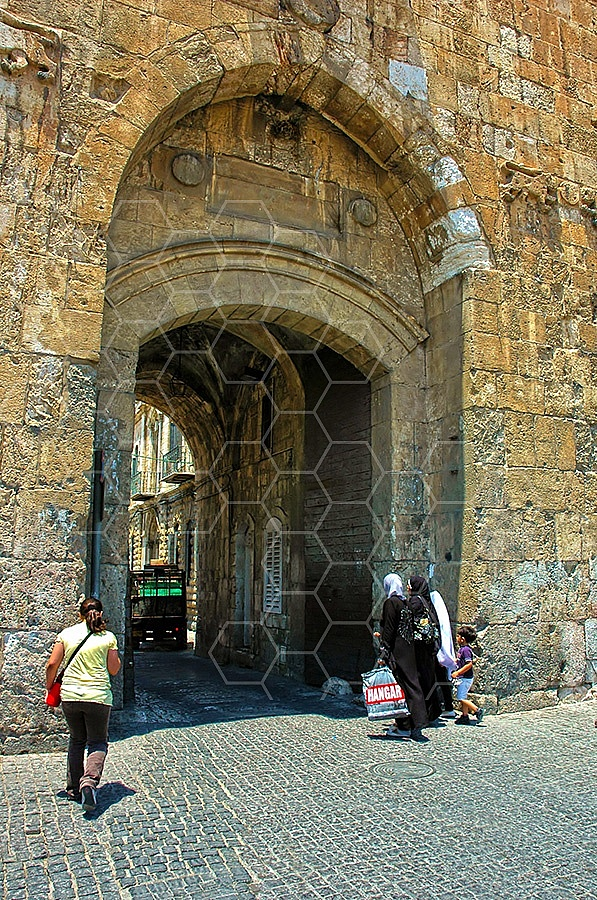 Jerusalem Old City Lions Gate 009