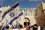 Israel Flag 051