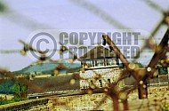 Mauthausen Barbed Wire Fence 0003