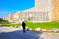 Jerusalem Old City  Walls 005