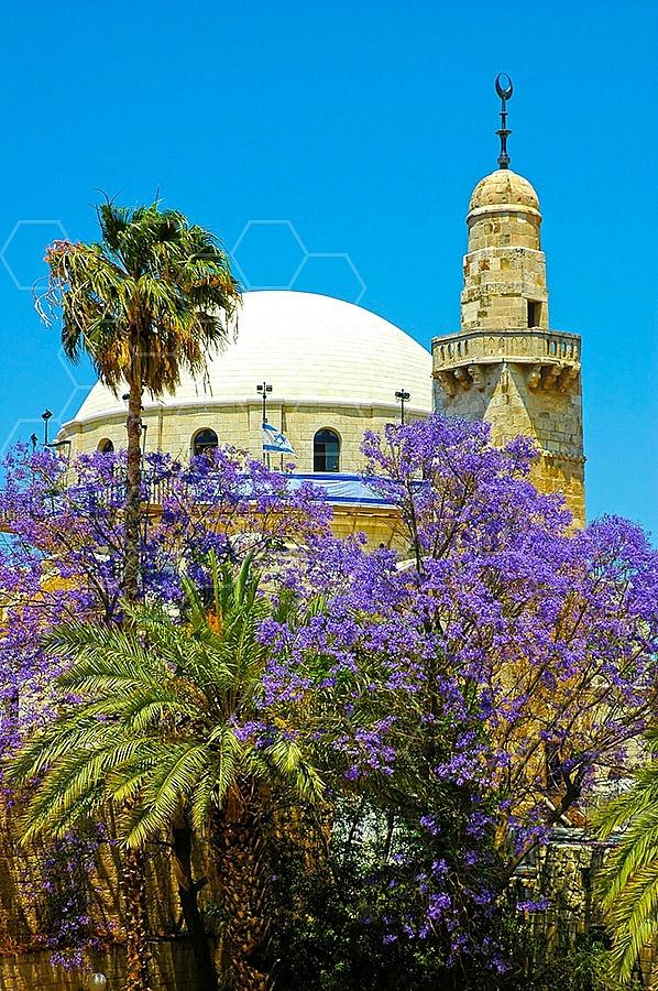 Jerusalem Old City Hurva Synagogue 011