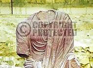 Caesarea Roman Statue 001