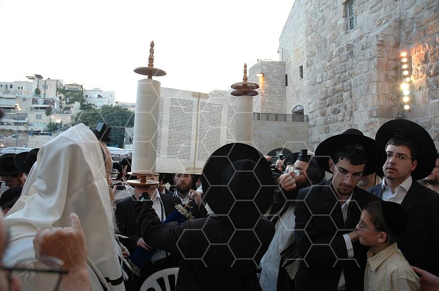 Torah Reading and Praying 0013