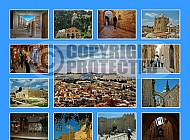 Jerusalem Photo Collages 033