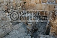 Jerusalem Old City Southern And Western Wall Excavation 020
