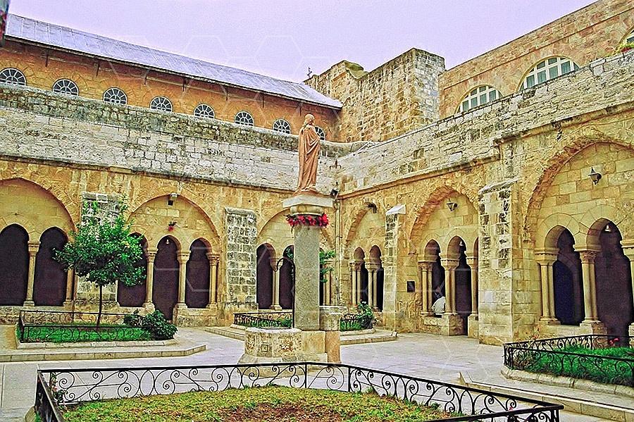 Betlehem Church Of The Nativety 009