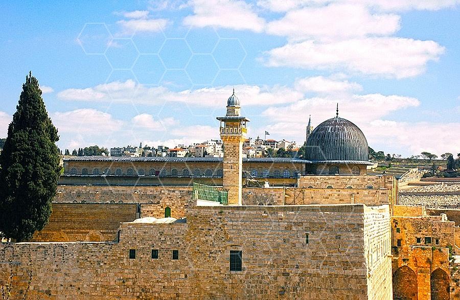 Jerusalem Old City Al-Aqsa Mosque 005