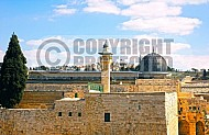 Jerusalem Old City Al-Aqsa Mosque 005
