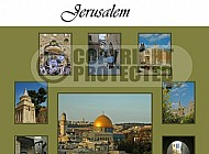 Jerusalem Photo Collages 018