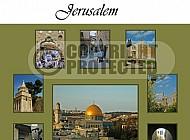 Jerusalem Photo Collages 018