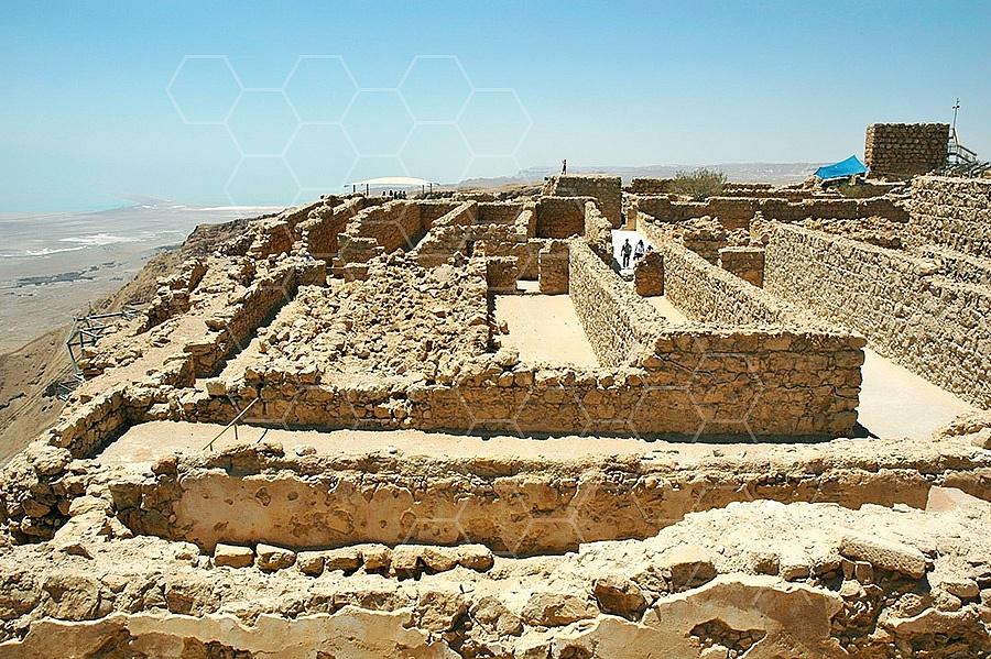Masada Storehouse 001