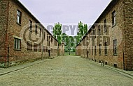 Auschwitz Barracks 0023