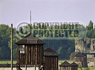 Majdanek Watchtower 0008