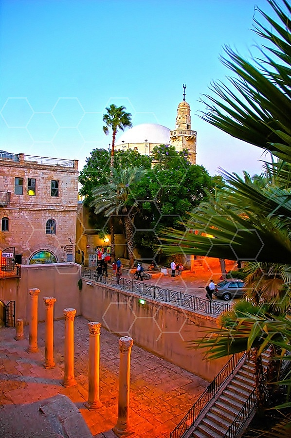 Jerusalem Old City Cardo 011