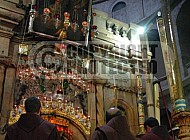 Jerusalem Via Dolorosa Station 14 - 014