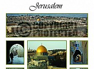 Jerusalem Photo Collages 019