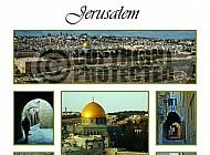 Jerusalem Photo Collages 019
