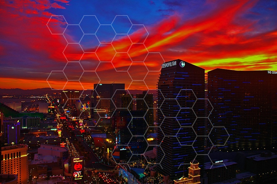 Las Vegas Sunset 001