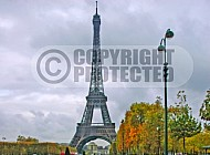 Paris - Eiffel Tower 0041