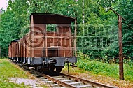 Stutthof Transport Railway Car 0001