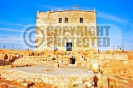 Zippori Crusader Fortress 002