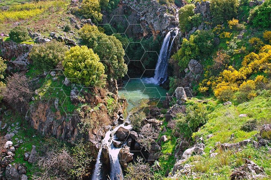 Sa'ar Waterfall 0002