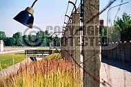 Dachau Barbed Wire Fence 0009