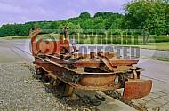 Nordhausen (Dora-Mittelbau) Railway Wagons 0001