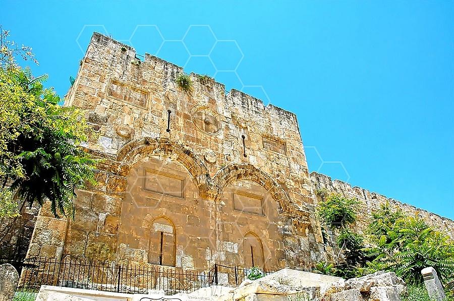 Jerusalem Old City Golden Gate 003